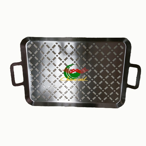 Stainless steel bbq tools bbq grid
