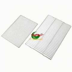 Outdoor Kitchen Tools for Barbecue Iron Grid For Roasting Fish