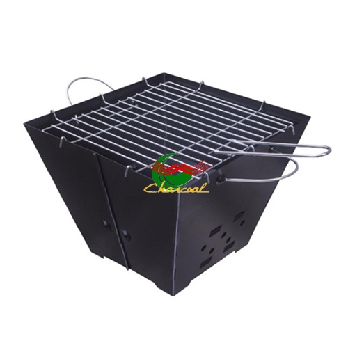 New design mini size folding charcoal barbeque grill