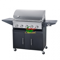 CE Approval 5 burners Gas grill Barbecue Gas Grill BBQ